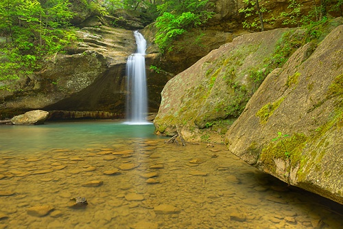 Old Man's Cave Area, Hocking Hills State Park, Ohio