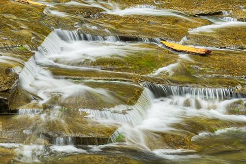Taughannock Creek Intimate, Taughannock Falls State Park, New York